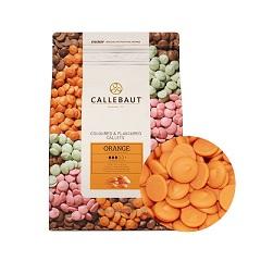 Шоколад со вкусом апельсина Barry Callebaut в галетах 2.5 кг