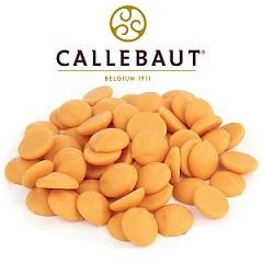 Шоколад со вкусом апельсина Barry Callebaut 0.2 кг