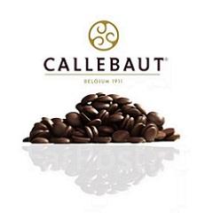 Бельгийский темный шоколад 54.5% Barry Callebaut 0.5 кг