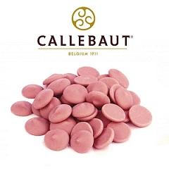 Шоколад рубиновый Ruby Callebaut 0.2 кг