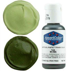 Краситель пищевой AmeriColor Moss (Мох) 21 гр