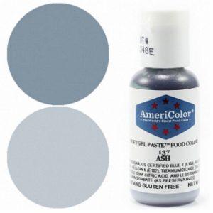 Краситель пищевой AmeriColor Fog (Дымка) 21 гр