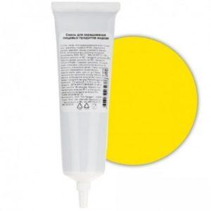 Жидкий краситель Топ продукт желтый, 100 гр.