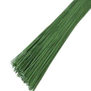 Кондитерская проволока зеленая 1,0 мм 40 см 10 шт
