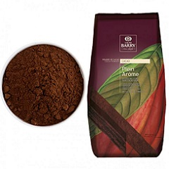 Какао-порошок 22-24% Plein Aroma Cacao Barry 1 кг