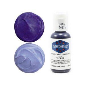 Краситель пищевой AmeriColor Violet (Фиолетовый) 21 гр