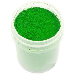 Краситель сухой жирорастворимый Roha Idacol Зеленый Лак 10 гр
