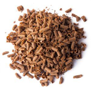 Шоколадная стружка молочная Barry Callebaut 1 кг