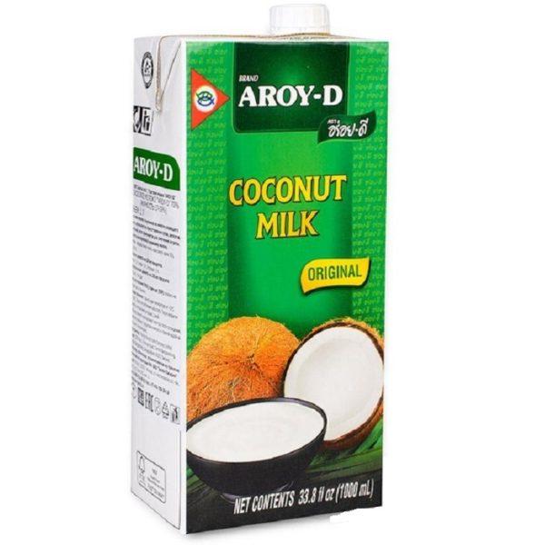 Молоко кокосовое Aroy-D 70%