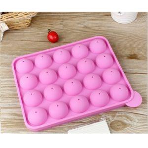 Форма для кейк-попсов 20 ячеек