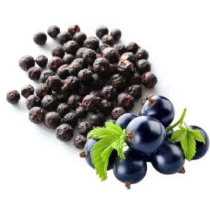 Смородина черная сублимированная целые ягоды 50 г