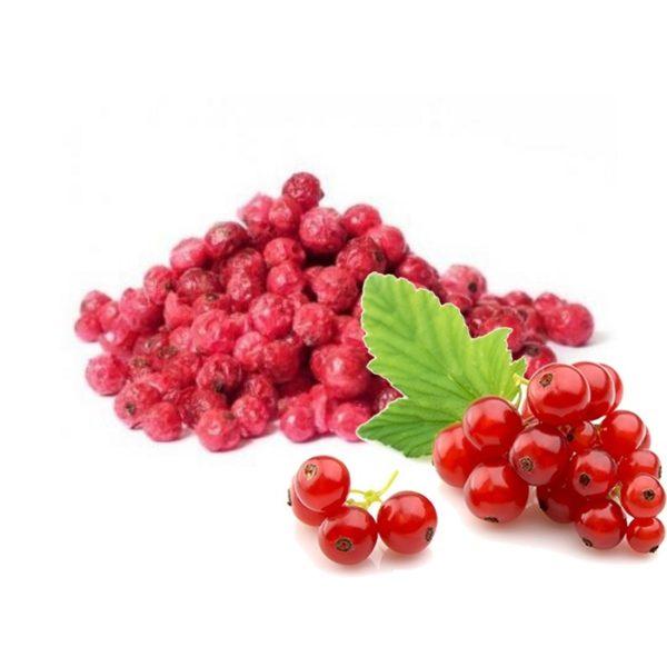 Смородина красная сублимированная целые ягоды 50 г