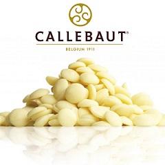 Белый шоколад callebaut velvet 33.1 0.2 кг