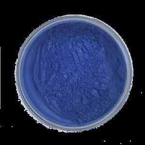 Кандурин голубой металлик