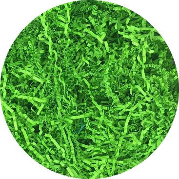 Бумажный наполнитель Лесной-зеленый 50 гр.
