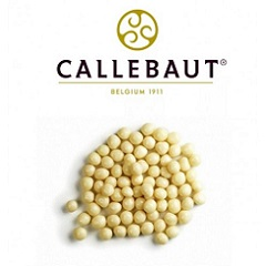 Хрустящие шарики белые Barry Callebaut 0,1 кг