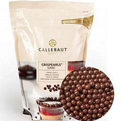 Хрустящие шарики темные Barry Callebaut 800 гр