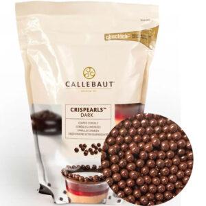 Хрустящие шарики темные Barry Callebaut 0,8 кг