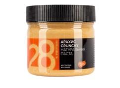 Арахисовая паста Tatis Хрустящая 300 гр
