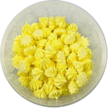 Мини-безе желтые 50 гр.