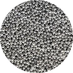 Шарики Серебро 3 мм 1 кг