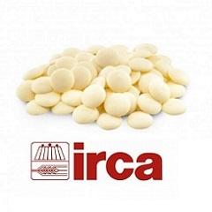 Шоколад белый 31% какао Irca 0.5 кг