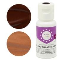 Краситель гелевый CAKE COLORS 104 Chocolate Brown 20 гр