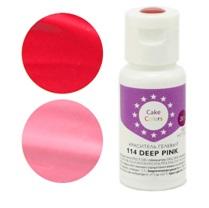 Краситель гелевый CAKE COLORS 114 Deep Pink 20 гр