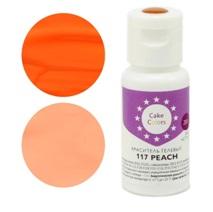 Краситель гелевый CAKE COLORS 117 Peach 20 гр