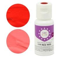 Краситель гелевый CAKE COLORS 119 Red Red 20 гр
