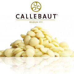 Белый Бельгийский Шоколад 25.9% Barry Callebaut 0.2 кг
