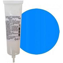 Жидкий краситель Топ продукт синий, 100 гр.