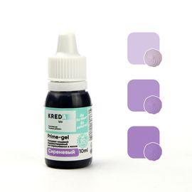 Краситель пищевой водорастворимый Prime-gel Сиреневый 10 мл