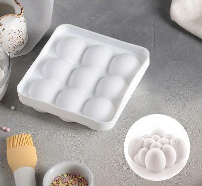 Форма для муссовых десертов и выпечки Сладкие шарик