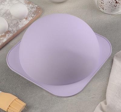 Силиконовая форма для выпечки ШАР 21.3 см