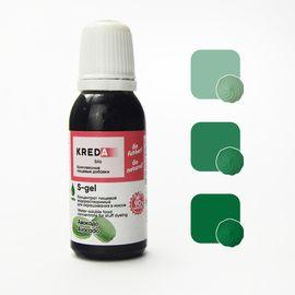 Краситель пищевой водорастворимый S-gel авокадо 20 мл