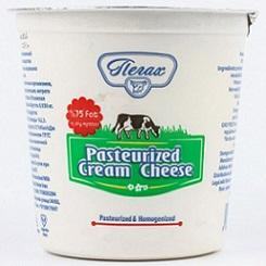 Сыр творожный сливочный 75% Pegah 1.5 кг.