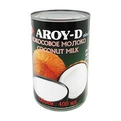Молоко кокосовое Aroy-D 70% 400 мл.