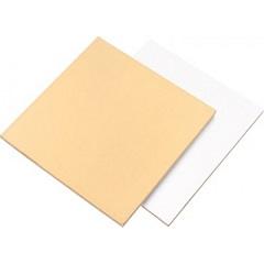 Подложка для торта квадратная 23х23 см 1.5 мм