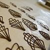 Декор шоколадный