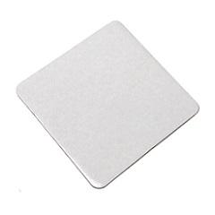 Подложка для пирожных белая 8х8 см 0.8 мм