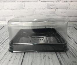 Упаковка для пирожного 105 х 105 х 75 мм.