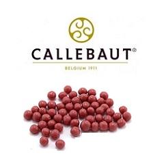 Хрустящие шарики розовые Barry Callebaut 50 гр
