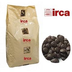 Шоколад темный 52% какао Irca 5 кг
