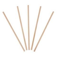 Палочки для укрепления ярусов торта деревянные 80 см 8 мм