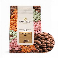 Шоколад со вкусом капучино Barry Callebaut 2.5 кг
