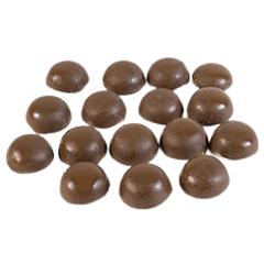 Молочный шоколад без сахара 36 % 0.5 кг