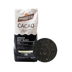 Черный какао-порошок Van Houten Intense Deep Black 1кг