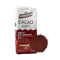Какао-порошок Van Houten red Cameroon 200 гр