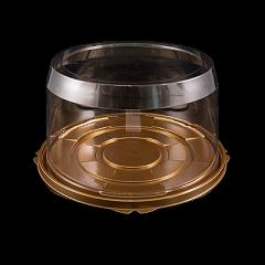 Контейнер для торта круглый 23 см
